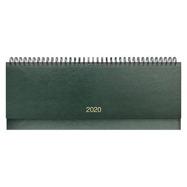 Планинг датированный BRUNNEN 2020 Miradur, зеленый