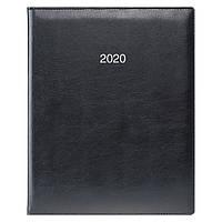 Еженедельник датированный BRUNNEN 2020 Бюро Soft, черный, фото 1