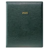Еженедельник датированный BRUNNEN 2020 Бюро Soft, зеленый, фото 1