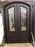 Межкомнатные двери. Шпонированные двери и другие варианты отделки.