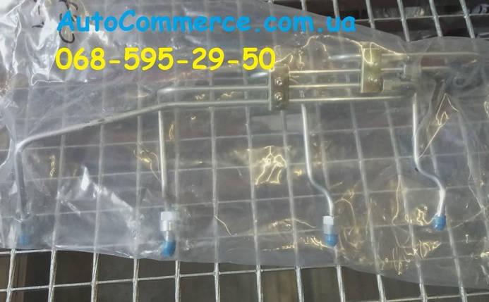 Трубки, топливопровод тнвд Dong Feng 1044 Донг Фенг, Богдан DF30, фото 2
