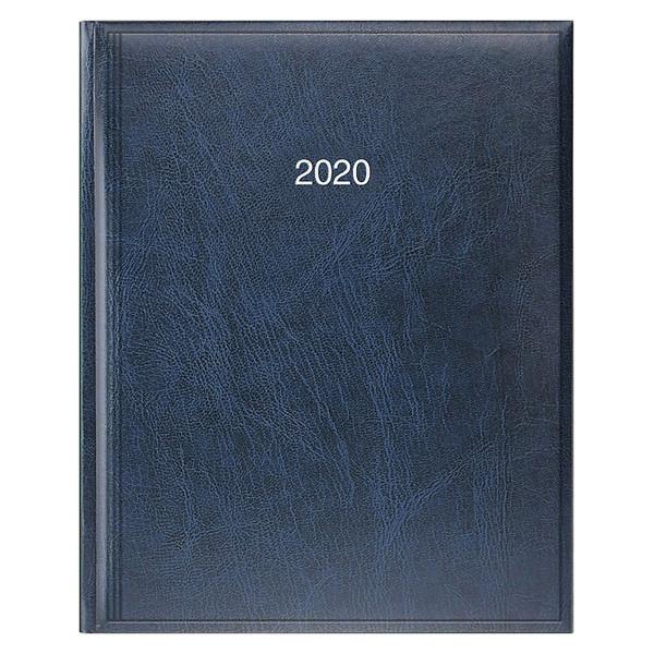 Еженедельник датированный BRUNNEN 2020 Бюро Miradur, синий