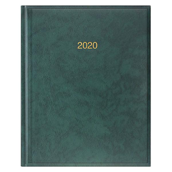 Еженедельник датированный BRUNNEN 2020 Бюро Miradur, зеленый