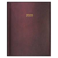 Еженедельник датированный BRUNNEN 2020 Бюро Miradur, бордовый, фото 1