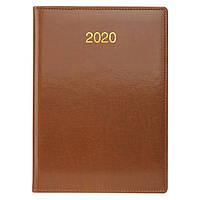 Ежедневник датированный BRUNNEN 2020 Стандарт Soft, коричневый, фото 1