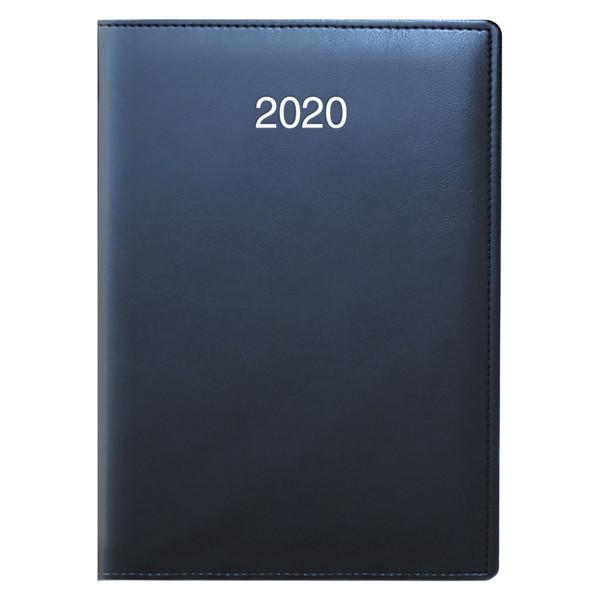 Ежедневник датированный BRUNNEN 2020 Стандарт Soft, синий