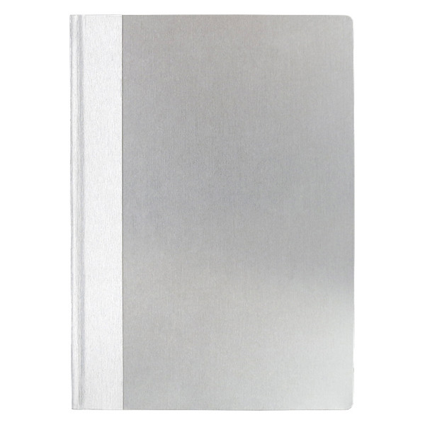 Ежедневник датированный BRUNNEN 2020 Стандарт Aluminium серебряный