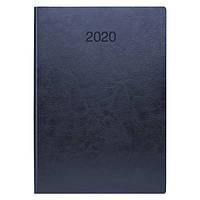 Ежедневник датированный BRUNNEN 2020 Стандарт Flex, синий, фото 1