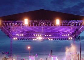 Світлове обладнання для шоу, концертів, сцен в оренду