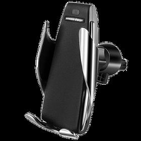 Держатель HOLDER S5 Wireless charger + SENSOR