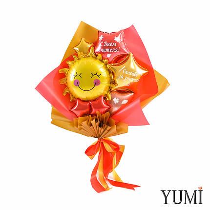 Букет из шаров на День учителя, фото 2