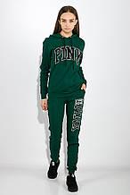 Костюм спортивный женский AG-0010482 Зеленый