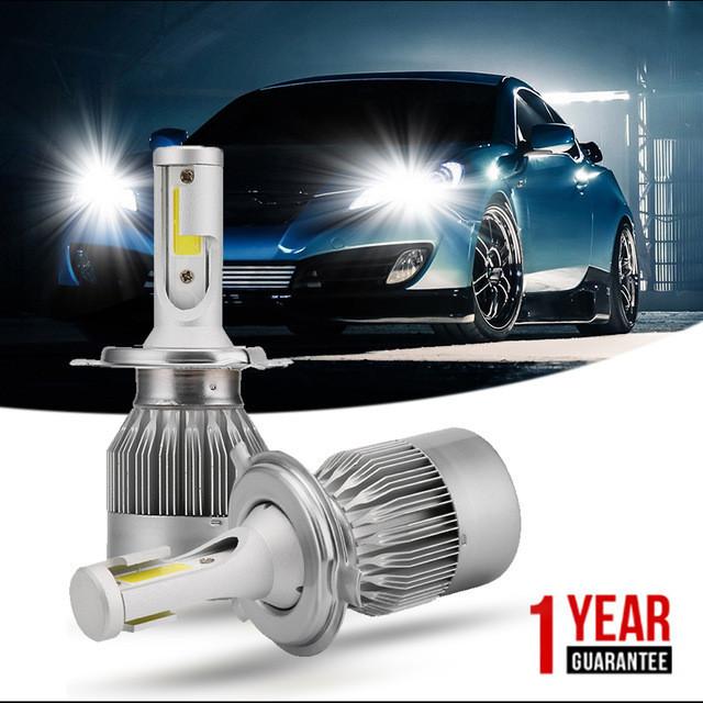 РАСПРОДАЖА! Car Led H4 (led лампы для автомобиля), автомобильные светодиодные лампы
