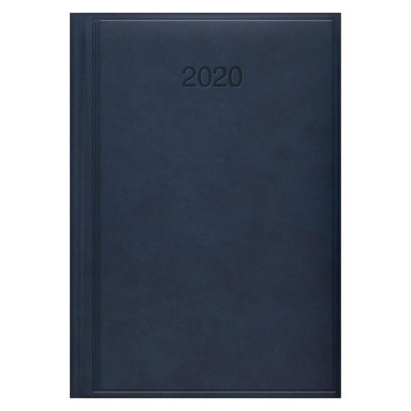 Ежедневник датированный BRUNNEN 2020 Стандарт Torino, синий