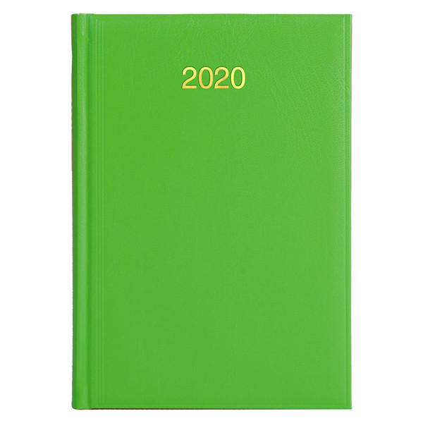 Ежедневник датированный BRUNNEN 2020 Стандарт Miradur, ярко-зеленый