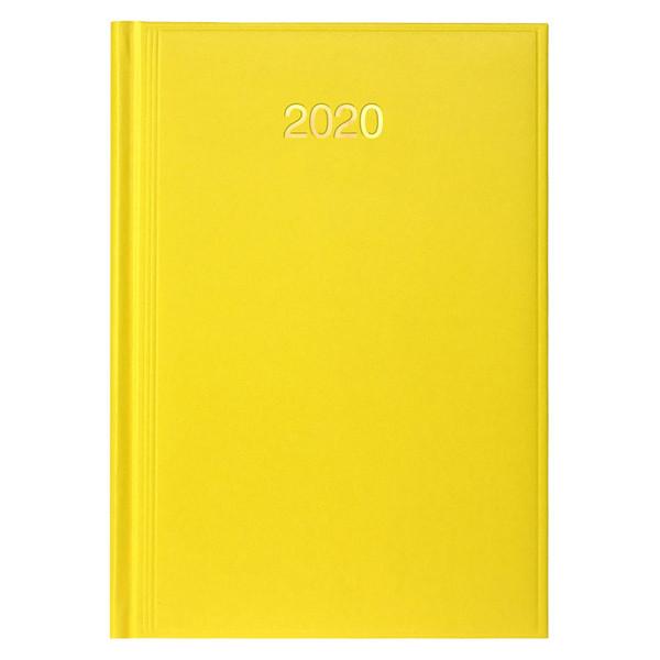 Ежедневник датированный BRUNNEN 2020 Стандарт Miradur, желтый