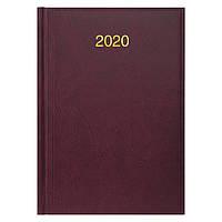 Ежедневник датированный BRUNNEN 2020 Стандарт Miradur, бордовый, фото 1