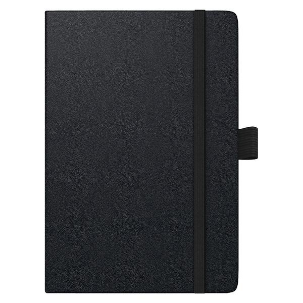 Ежедневник датированный BRUNNEN 2020 Euro Компаньон Strong черный, 14,8х21см