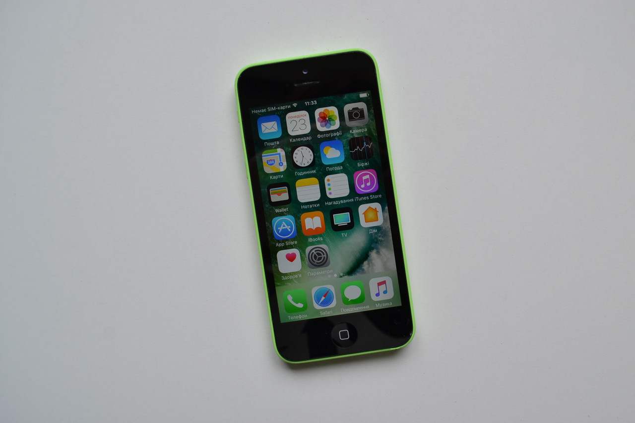 Apple iPhone 5c 16Gb Green Neverlock Оригинал!