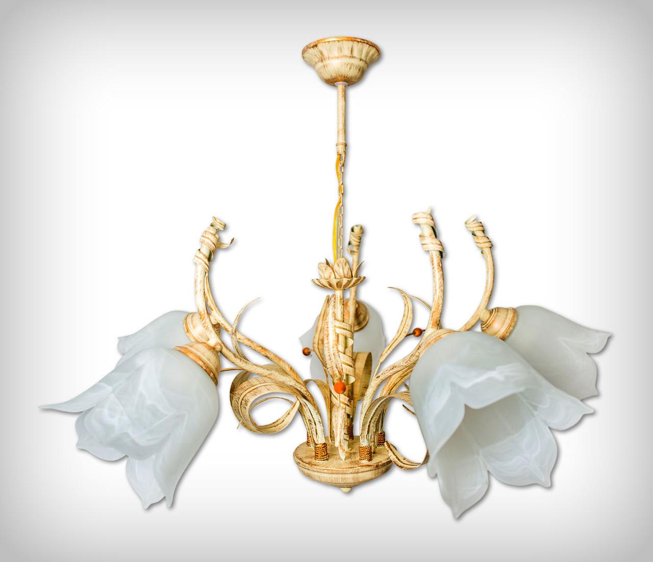 Подвесной светильник флористика 4903 Камыш
