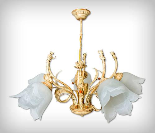Подвесной светильник флористика 4903 Камыш, фото 2