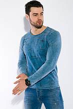 Свитшот AG-0009700 Голубой варенка