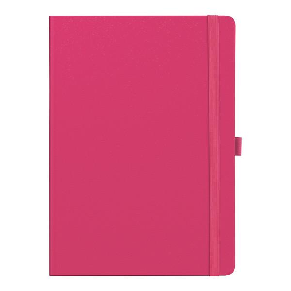Еженедельник датированный BRUNNEN 2020 Euro Компаньон Strong розовый, А5