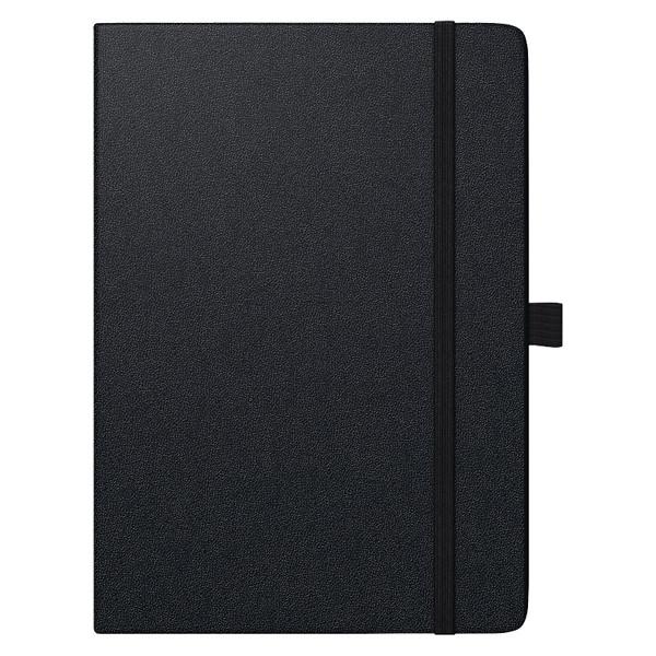 Еженедельник датированный BRUNNEN 2020 Euro Компаньон Strong черный, 21х26см