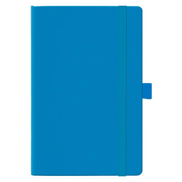 Еженедельник датированный BRUNNEN 2020 Смарт Strong голубой