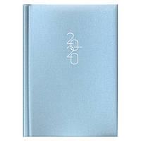 Ежедневник карманный датированный BRUNNEN 2020 Glam голубой, фото 1