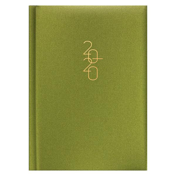 Ежедневник карманный датированный BRUNNEN 2020 Glam светло-зеленый