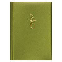 Ежедневник карманный датированный BRUNNEN 2020 Glam светло-зеленый, фото 1