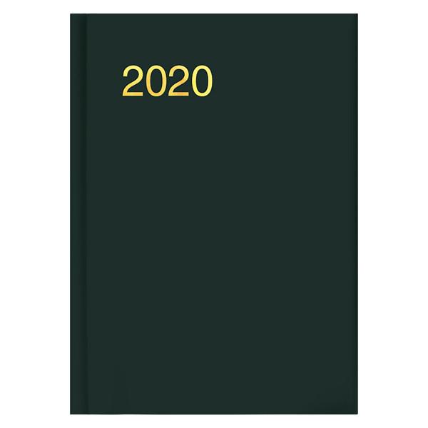 Ежедневник карманный датированный BRUNNEN 2020 Miradur trend зеленый