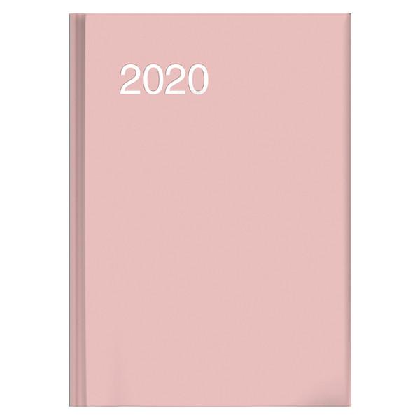 Ежедневник карманный датированный BRUNNEN 2020 Miradur trend пудровый