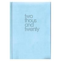 Ежедневник карманный датированный BRUNNEN 2020 Torino Trend голубой