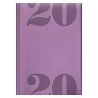 Ежедневник карманный датированный BRUNNEN 2020 Torino Trend лавандовый, фото 1