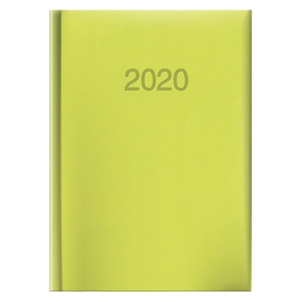 Ежедневник карманный датированный BRUNNEN 2020 Torino салатовый