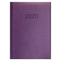 Ежедневник карманный датированный BRUNNEN 2020 Torino сиреневый, фото 1