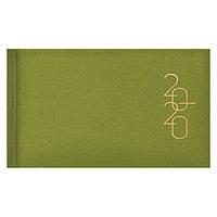 Еженедельник карманный датированный BRUNNEN 2020 Glam светло-зеленый, фото 1