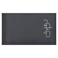 Еженедельник карманный датированный BRUNNEN 2020 Glam серый, фото 1