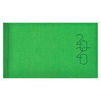 Еженедельник карманный датированный BRUNNEN 2020 Tweed светло-зеленый, фото 1