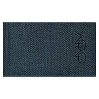 Еженедельник карманный датированный BRUNNEN 2020 Tweed серый, фото 1