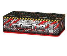 +Видео! Салют фейерверк MONSTER MC148 (200 выстрелов, калибр 20 мм)