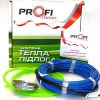 Теплый пол PROFI THERM Eko -2 16,5 Вт двужильный кабель 95 Вт 0,4-0,7 м2