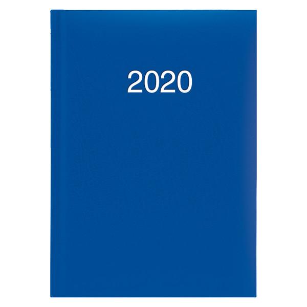 Ежедневник карманный датированный BRUNNEN 2020 Miradur, ярко-синий