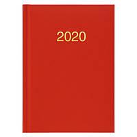 Ежедневник карманный датированный BRUNNEN 2020 Miradur, красный, фото 1