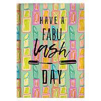Ежедневник карманный датированный BRUNNEN 2020 Графо Fabulash day BBH, фото 1