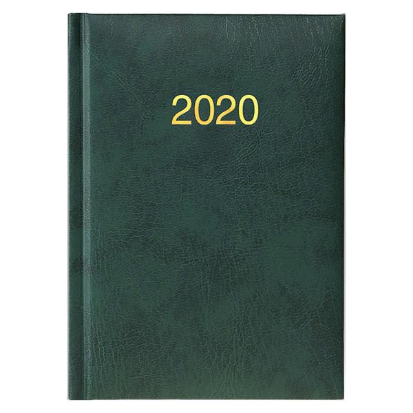 Ежедневник карманный датированный BRUNNEN 2020 Miradur, зеленый