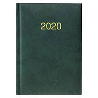 Ежедневник карманный датированный BRUNNEN 2020 Miradur, зеленый, фото 1
