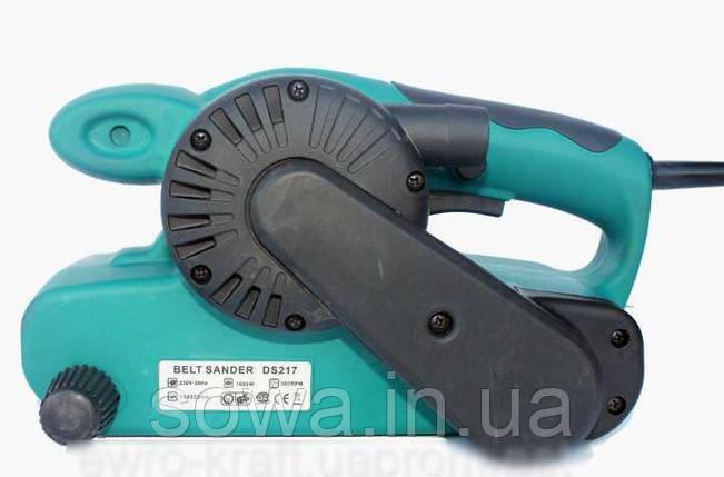 ✔️ Ленточна шліфмашина Euro Craft DS 217, фото 2